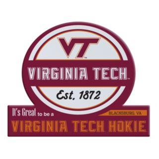 Virginia Tech Hokies Jumbo Tailgate Magnet