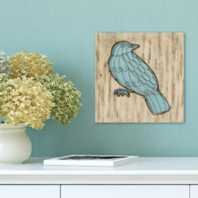 Stratton Home Decor Bird Wall Art