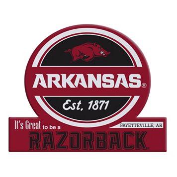Arkansas Razorbacks Tailgate Peel & Stick Decal