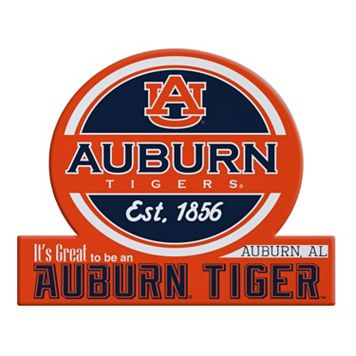 Auburn Tigers Tailgate Peel & Stick Decal
