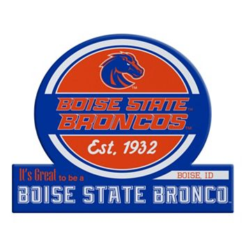 Boise State Broncos Tailgate Peel & Stick Decal