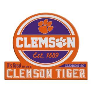 Clemson Tigers Tailgate Peel & Stick Decal