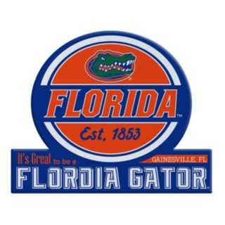 Florida Gators Tailgate Peel & Stick Decal