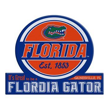 Florida Gators Tailgate Peel & Stick Decal