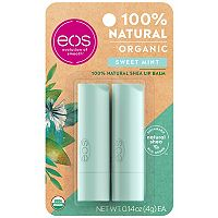 eos 2 pkSweet Mint Lip Balm Smooth Stick Set