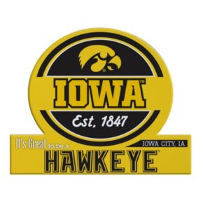 Iowa Hawkeyes Tailgate Peel & Stick Decal
