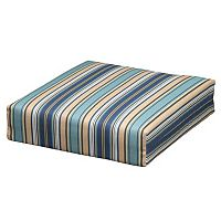 Plantation Patterns Deep Seating Seat Cushion