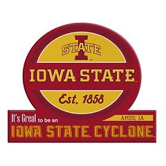 Iowa State Cyclones Tailgate Peel & Stick Decal