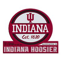 Indiana Hoosiers Tailgate Peel & Stick Decal