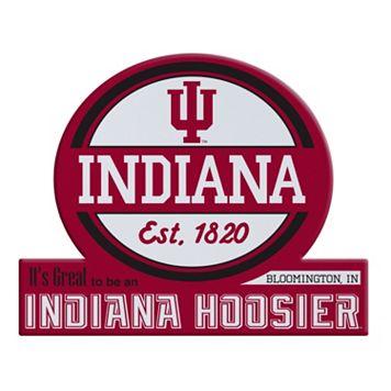 Indiana Hoosiers Tailgate Peel & Stick Decal