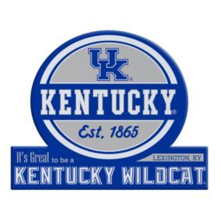 Kentucky Wildcats Tailgate Peel & Stick Decal