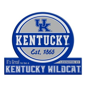 Kentucky Wildcats Tailgate Peel & Stick Decal