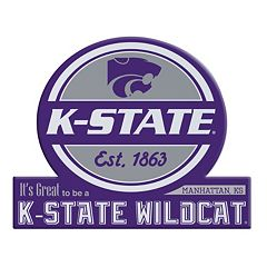 Kansas State Wildcats Tailgate Peel & Stick Decal