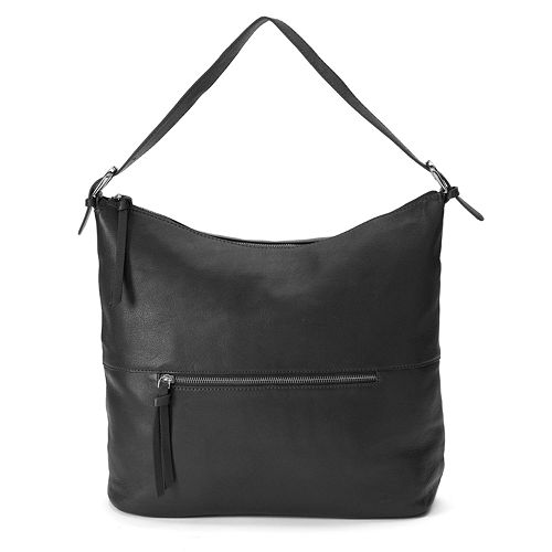 R&R Leather Hobo