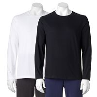 Men's 2-pack Solid Lounge Tees