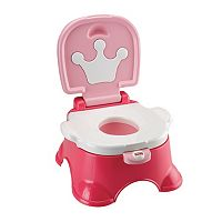 Fisher-Price 3-in-1 Royal Stepstool Potty