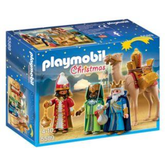 Playmobil Christmas Three Wise Kings Playset - 5589