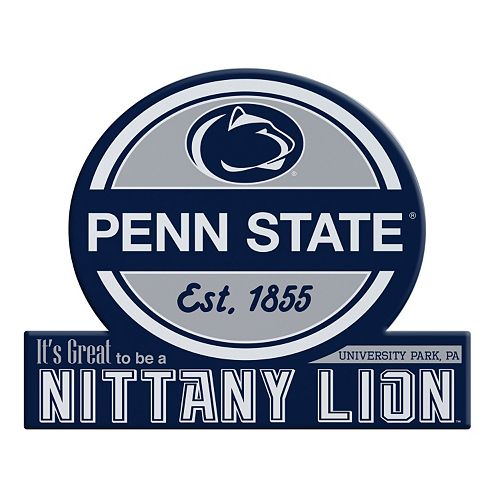 Penn State Nittany Lions Tailgate Peel & Stick Decal