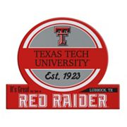 Texas Tech Red Raiders Tailgate Peel & Stick Decal