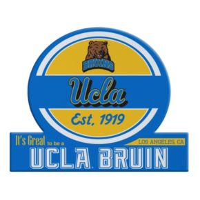 UCLA Bruins Tailgate Peel & Stick Decal
