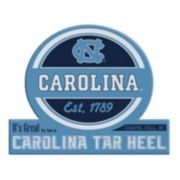 North Carolina Tar Heels Tailgate Peel & Stick Decal