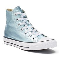 Adult Converse Chuck Taylor All Star Metallic Glacier High-Top Sneakers