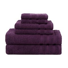 Martex 6 pc Egyptian Cotton Towel Set