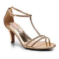 2 Lips Too Too Eventful Women's High Heel Sandals