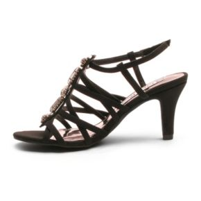 2 Lips Too Too Elle Women's High Heel Sandals
