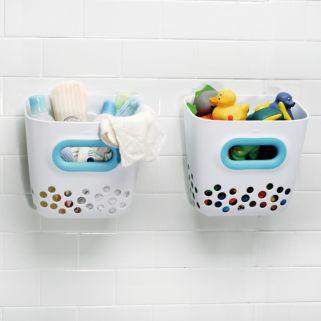 OXO Tot 2-pk. Bath Toy Bins