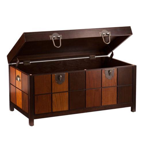 Hinton Trunk Coffee Table