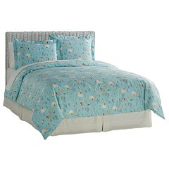 Grand Collection Seaside 300 Thread Count Duvet Cover Set