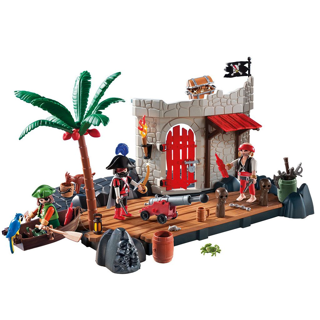 Playmobil Pirates Pirate Fort Super Set - 6146