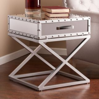 Stockard Industrial End Table