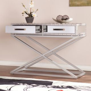 Stockard Mirrored Sofa Table