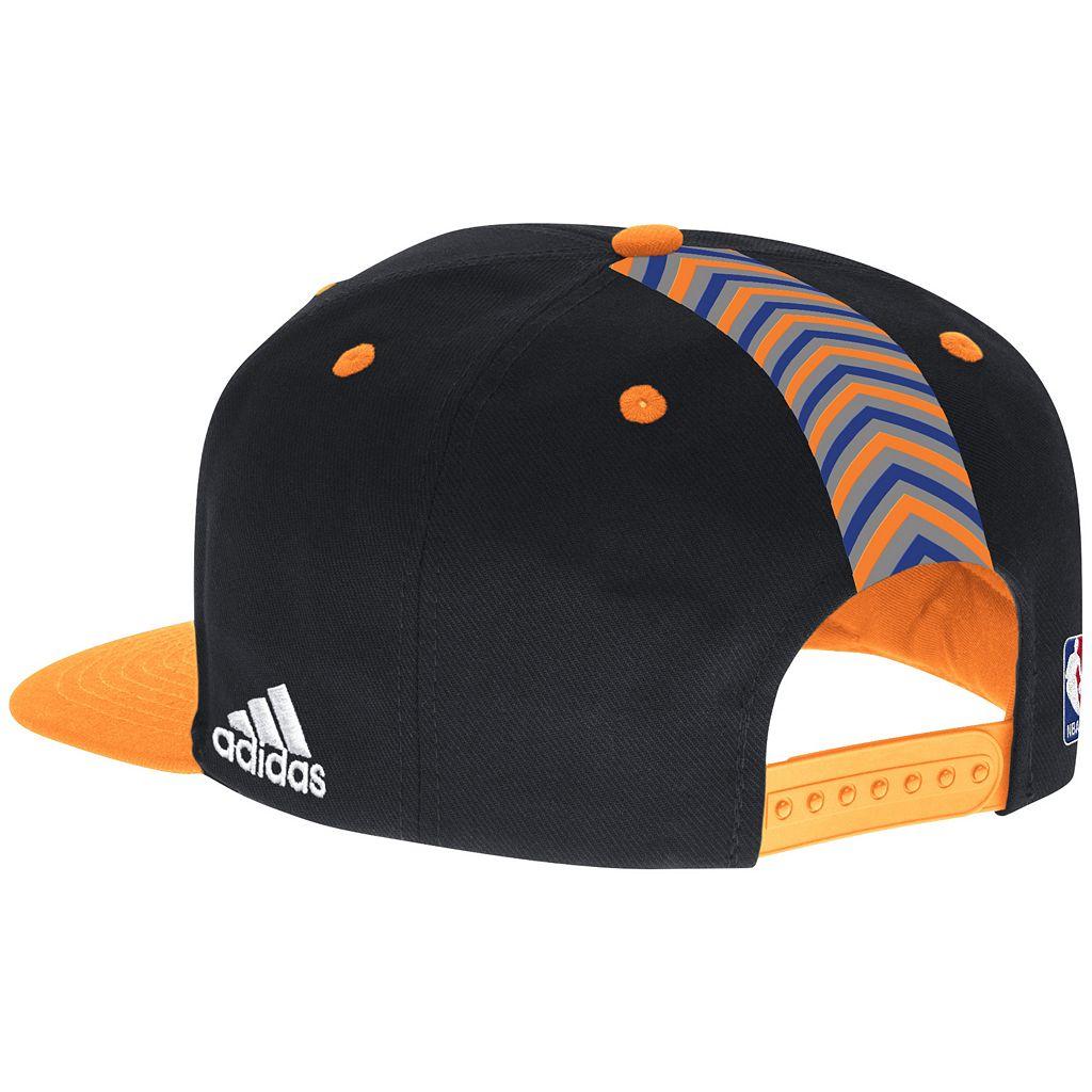Men's adidas New York Knicks Draft Snapback Cap