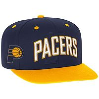 Men's adidas Indiana Pacers Draft Snapback Cap
