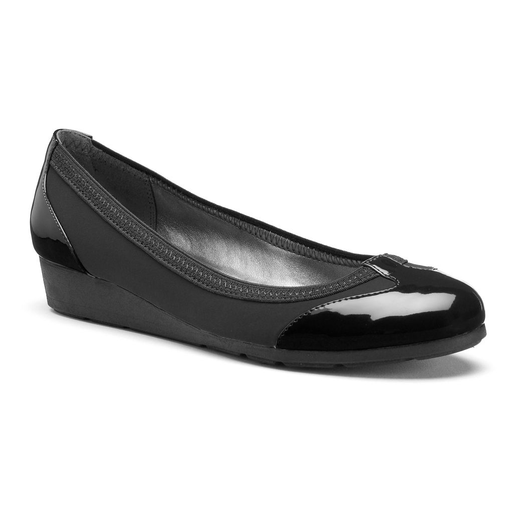 Andrew Geller Quinese Women's Low Wedges