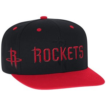 Men's adidas Houston Rockets Draft Snapback Cap