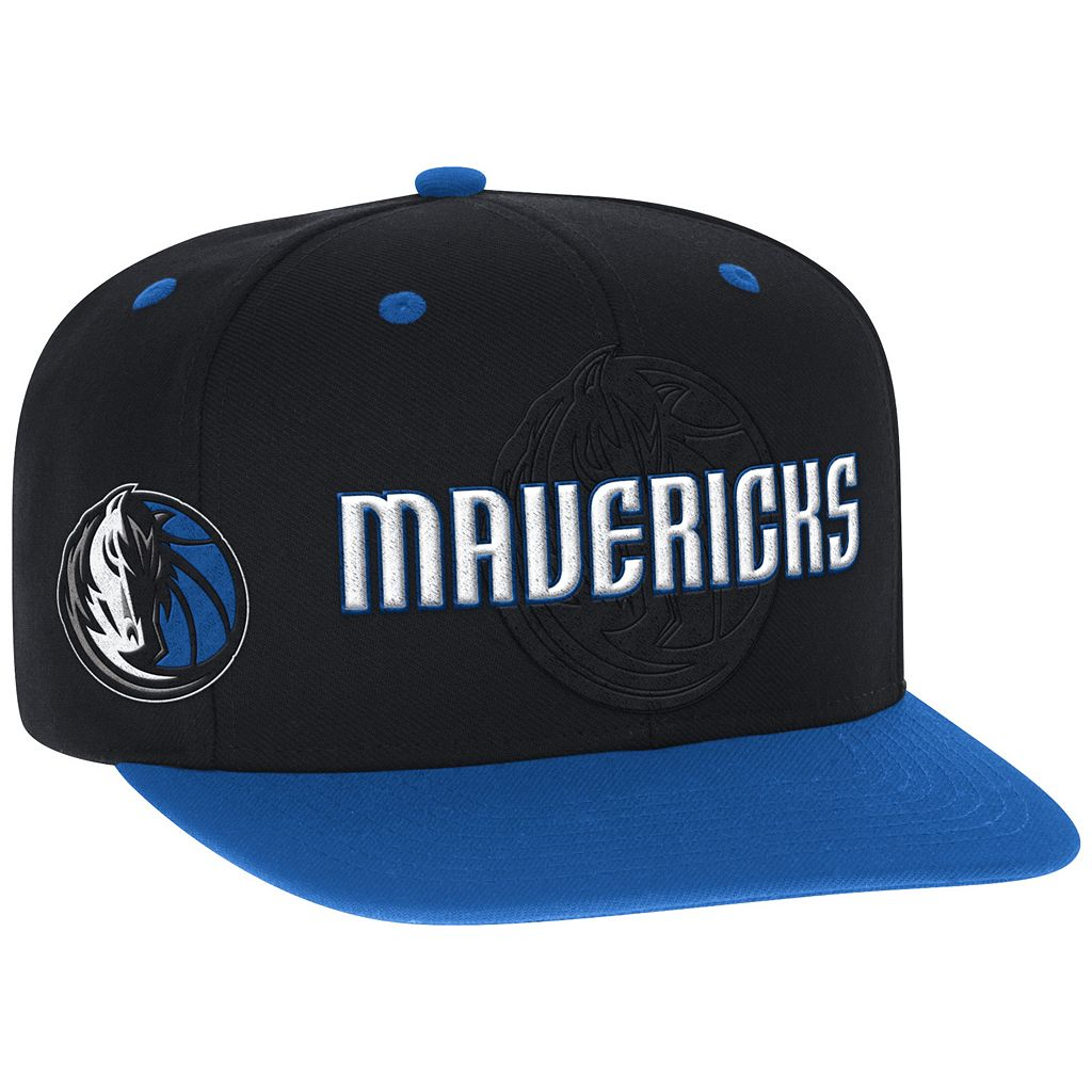 Men's adidas Dallas Mavericks Draft Snapback Cap