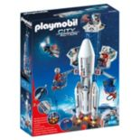 Playmobil City Action Space Rocket With Launch Site - 6195