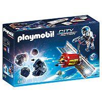 Playmobil Satellite Meteoroid Laser Playset - 6197