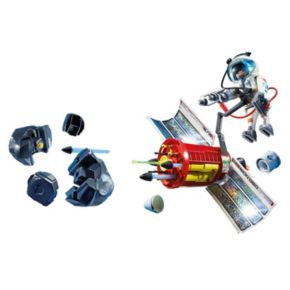 Playmobil Satellite Meteoroid Laser Playset - 6197