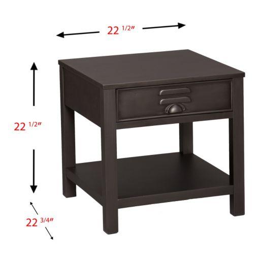 Reiner End Table