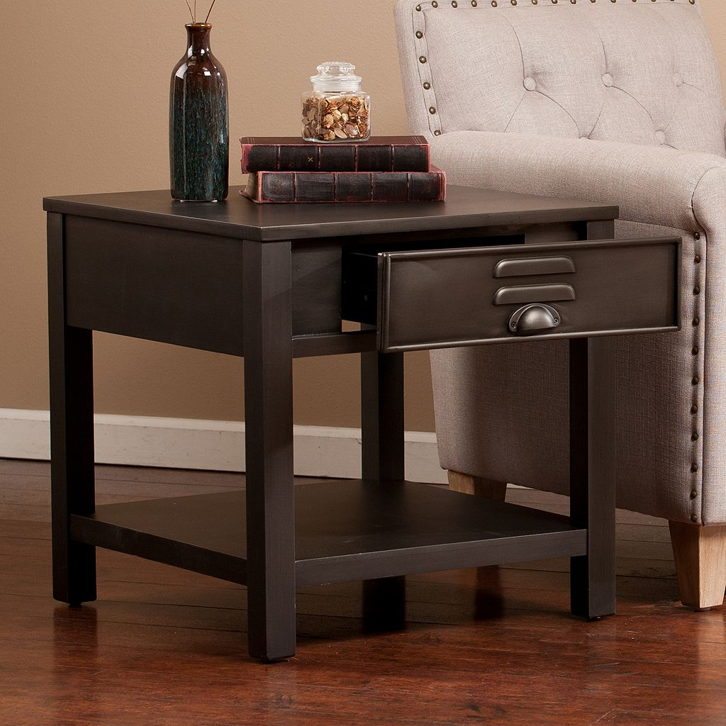 Reiner End Table
