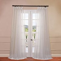 EFF Signature Sheer Window Curtain