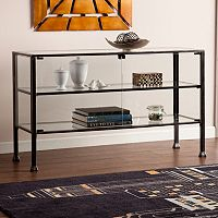 Terrarium Display Curio Console Table