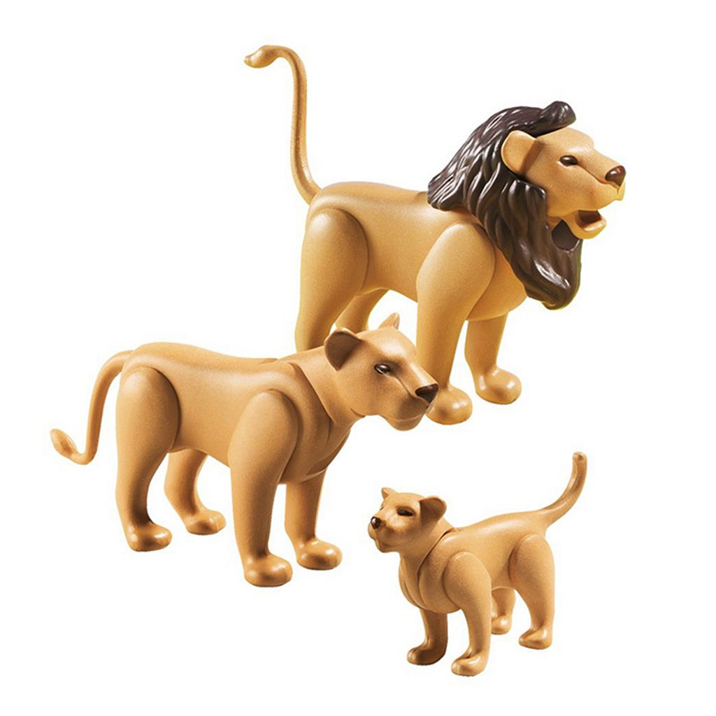 Playmobil Lion Family Set - 6642