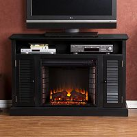 Arnold Electric Fireplace & TV Stand