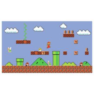 RoomMates Nintendo Super Mario Retro Wall Mural